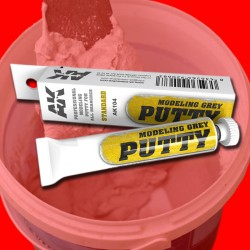 Modelling Grey Putty (39gr)