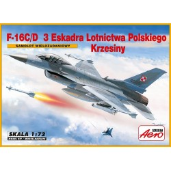 1/72 F-16C/D POLISH AIR FORCE