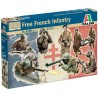 FREE FRENCH INFANTRY (1/72)