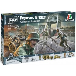 1/72 PEGASUS BRIDGE - D.Day 75°Ann.1944-2019 - BATTLE SET