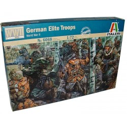 1/72 GERMAN ELITE TROOPS