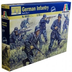 1/72 GERMAN INFANTRY