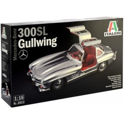 MERCEDES-BENZ 300 SL GULLWING (1/16)