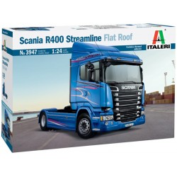 1/24 SCANIA R400 STREAMLINE Flat Roof
