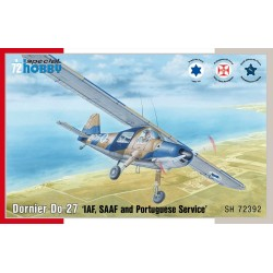 1/72 Dornier Do 27 IDF, SAAF and Portuguese Service