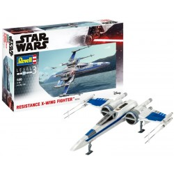 Star Wars - Resistance X-Wing Fighter (1/50)