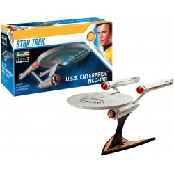 1/600 Star Trek U.S.S. Enterprise NCC-1701 (TOS)