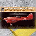 De Havilland DH-88 Comet 'Red & Green' full resin kit