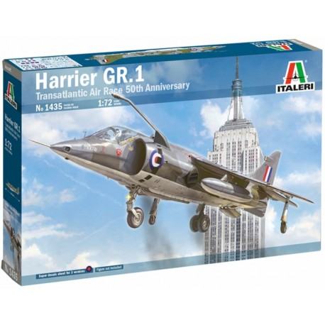 HARRIER GR.1 Transatlantic Air Race 50th Ann. (1/72)