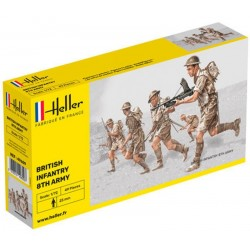 British Infantry 8th Army (1/72)