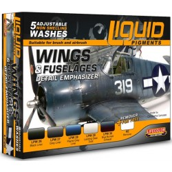 Liquid Pigments Wings & Fuselages Detail Emphasizer