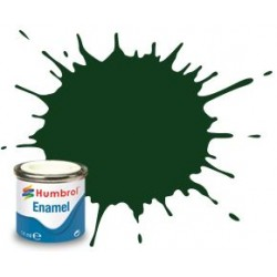 3 Brunswick Green Gloss - 14ml Enamel Paint