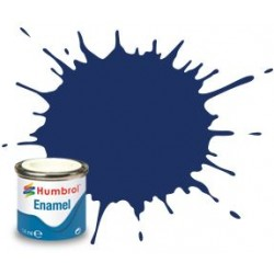15 Midnight Blue Gloss - 14ml Enamel Paint