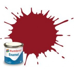 20 Crimson Gloss - 14ml Enamel Paint