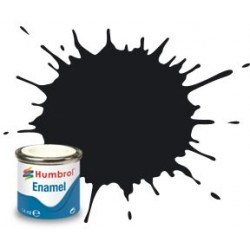 21 Black Gloss - 14ml Enamel Paint