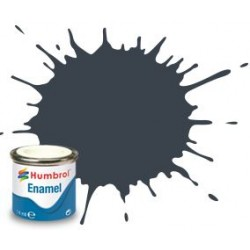 32 Dark Grey Matt - 14ml Enamel Paint