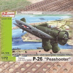 Boeing P-26A PEASHOOTER