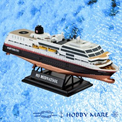 MS Midnatsol (Hurtigruten) Model Ship Kit