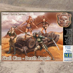 """Skull Clan - Death Angels"" - Desert Battle Series"