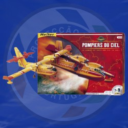 Pompiers du ciel (plastic kit with paints)