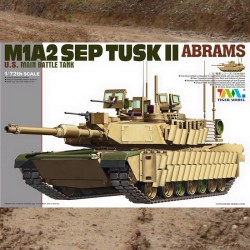 "Abrams M1A2 SEP TUSK II ""U.S. Main Battle Tank"""