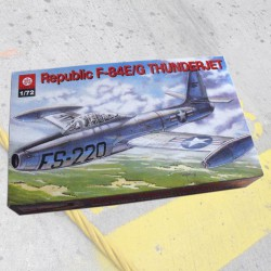 Republic F-84E/G Thunderjet