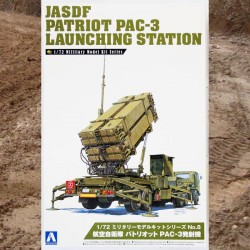 JASDF Patriot PAC-3 Launching Station