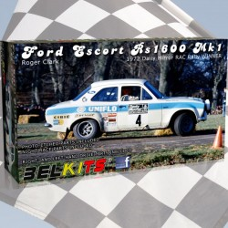 Ford Escort RS1600 MKI (1972)