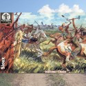 1/72 Sioux figures (mans and horses)