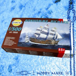 Bonhomme Richard ship