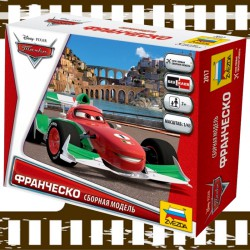 Francesco from the movie Disney Cars