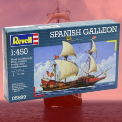 1/450 Spanish Galleon