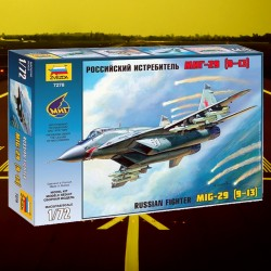 1/72 Russian Fighter MiG-29 (9-13)