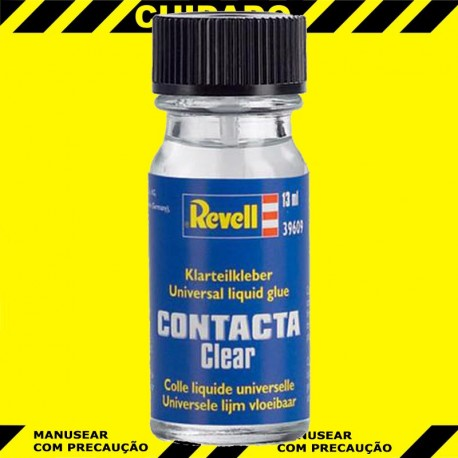 Cola Revell Contacta Clear (13gr)