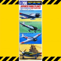 1/700 Japanese Naval Planes (Early Pacific War)