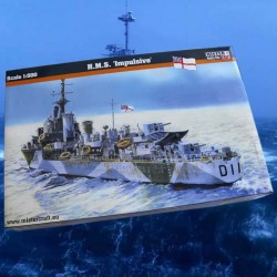 1/500 H.M.S. Impulsive destroyer