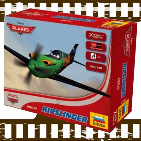 Ripslinger from the movie Disney Planes