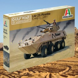 1/35 LAV-25 Piranha GULF WAR 25th ANNIVERSARY