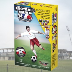 MODEL SET 1/18 Football Player POLAND, France 2016