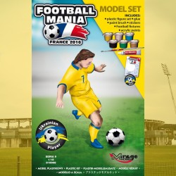 MODEL SET 1/18 Football Player UKRAINE, France 2016