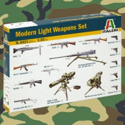 1/35 MODERN LIGHT WEAPON SET