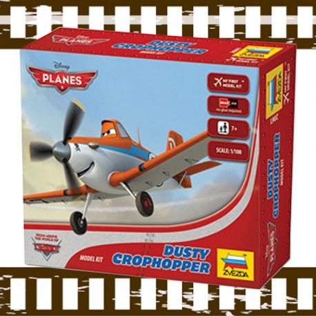 Dusty Crophopper from the movie Disney Planes
