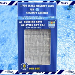 1/700 RUSSIA NAVY aviation set No.1