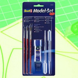 Model-Set Plus Painting accessories