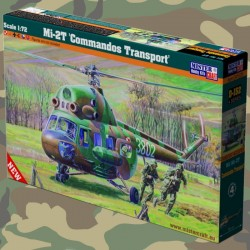 1/72 MiL Mi-2T Commandos Transport
