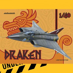 1/48 Saab J 35 Draken (limited edition)