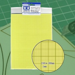 Masking Sticker Sheet 1mm Grid Type (5)