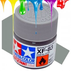 Acrylic Mini XF83 RAF Medium Sea Grey 2 - 10ml bottle