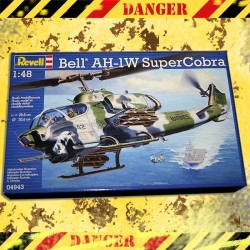Bell AH-1W Super Cobra 1/48