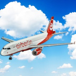 1/144 Airbus A320 AIRBERLIN
